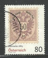 Oostenrijk, Mi 3468 Uit Blok 105  Jaar 2019   Gestempeld - 1945-.... 2ème République