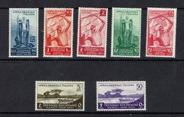 ITALY...Italian East Africa...1940 - Italian Eastern Africa