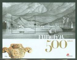 Madeira - 2008 Funchal Block (1) MNH__(THB-2090) - Madeira