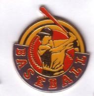 AA75 Pin's BASE BALL BASEBALL Achat Immédiat - Baseball