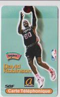 BASKETBALL - FRANCE - DAVID ROBINSON - 10.000EX. - Sport