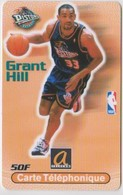 BASKETBALL - FRANCE - GRANT HILL - 10.000EX. - Sport