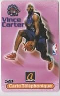 BASKETBALL - FRANCE - VINCE CARTER - 10.000EX. - Sport
