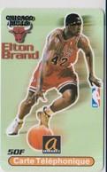 BASKETBALL - FRANCE - ELTON BRAND - 10.000EX. - Sport