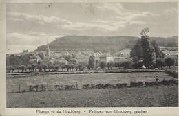 Luxembourg  -  Pétange Vu Du Hirschberg  -  Petingen Vom Hirschberg Gesehen - Photg.Eugène Jacquemin Pétange - Cartes Postales