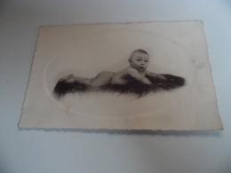 Postkaart Baby Fotograaf Pype Lange Beeldekenstraat Antwerpen - Anonyme Personen