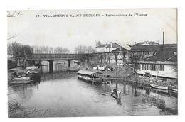 (25972-94) Villeneuve Saint Georges - Embouchure De L'Yerres - Villeneuve Saint Georges