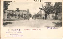 52 - CHAUMONT - CASERNES DU 109° - Chaumont