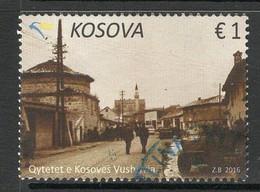 Kosovo, Yv 200 Jaar 2016, Hoge Waarde, Gestempeld - Kosovo