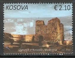 Kosovo, Yv 201 Jaar 2016, Hoge Waarde, Gestempeld - Kosovo