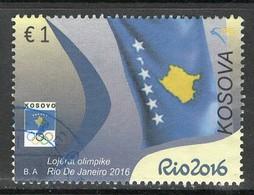 Kosovo, Yv 211 Jaar 2016,  Hogere Waarde, Gestempeld - Kosovo