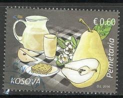 Kosovo, Yv 218 Jaar 2016,   Gestempeld - Kosovo