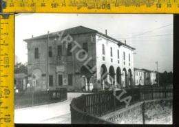 Rovigo Villamarzana Municipio (carta Sottile) - Rovigo