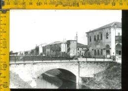 Rovigo Villamarzana Via Roma (carta Sottile) - Rovigo