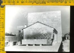 Rovigo Villamarzana Piazza 43 Martiri (carta Sottile) - Rovigo
