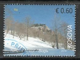 Kosovo, Yv  226  Jaar 2016,   Gestempeld - Kosovo