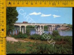 Rovigo Ficarolo Il Nuovo Ponte Sul Po - Rovigo