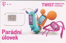 GSM - SLOVAKIA - T-MOBILE - SIM - TWIST - MINT - Eslovaquia