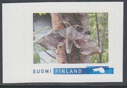 Finland 2020 - Personalized Stamp: Poplar Hawk-Moth - ** MNH - Papillons
