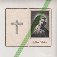 Marie Leonie De Graeve, Zeveren 1881, Nazareth 1956 - Décès