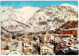 Courmayeur (Ao). Panorama. VG. - Italia
