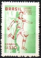 BRAZIL - BRASIL - CHAMPHIONS SHIP - **MNH - 1958 - Fußball-Weltmeisterschaft