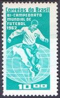 BRAZIL - BRASIL - CHAMPHIONS SHIP - **MNH - 1962 - Fußball-Weltmeisterschaft