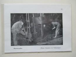 SAINT NAZAIRE -  Chantier Naval - Marteau Pilon Pour Pièces De Navire  -  Coupure De Presse De 1959 - Bateaux