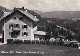 NOVA PONENTE-BOLZANO-ALBERGO=BEL BOSCO=-CARTOLINA VIAGGIATA NEL 1959 - Bolzano (Bozen)