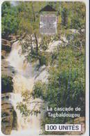 #13 - BURKINA FASO-02 - WATERFALL - Burkina Faso