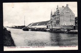 Oudenburg - Canal De Nieuport - Vaart Van Nieuwpoort - Nr 13  Edit. Denolf-Rosseel - Oudenburg