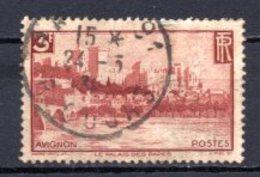 1938 FRANCE 3FR. DEFINITIVE MICHEL: 412 USED - Gebraucht