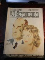 9) RIVISTA IL DRAMMA ANNO XX N° 390 NOVEMBRE 1942 - Altri