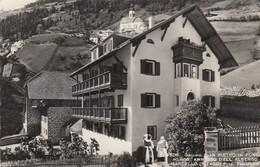 SAN PIETRO IN FUNES-BOLZANO-ALBERGO=MARCELLO=-CARTOLINA VERA FOTO- VIAGGIATA NEL 1957 - Bolzano (Bozen)