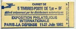 FRANKREICH MARKENHEFT Nr MH 2276Aw-05 Postfrisch X842F4A - Libretas