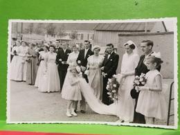 Luxembourg, Erpeldange 1951. Carte Photo - Cartes Postales