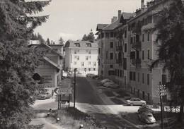 PASSO DELLA MENDOLA-TRENTO-HOTEL=GOLF E MENDOLA -CARTOLINA VERA FOTOGRAFIA NON VIAGGIATA -ANNO 1950-1958 - Trento