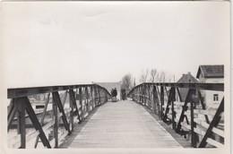 Schoonaarde - Schoonaerde - Brug Over De Schelde - Photo 1941 - 15 X 10 - Dendermonde