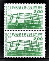 FRANCE 1985 / 1986 -  PAIRE / Y.T. N° 96 - NEUFS** - Neufs