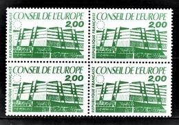 FRANCE 1985 / 1986 -  BLOC DE 4 TP  / Y.T. N° 96 - NEUFS** - Service