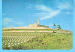 Militaria-Oorlog-Guerre-1940-1945-Deutscher Soldatenfriedhof-Futa-Pass,Italien-Kerkhof-Cimetière Militaire Allemand - Cimetières Militaires