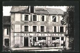 CPA Ornans, Hotel De La Ville - France
