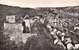 BOUILLON - Le Château Et La Semois Vus De La Ramonette - Bouillon