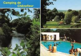 CPM - TINTIGNY - Camping De Chênefleur - Tintigny