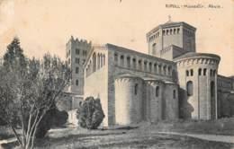 RIPOLL - Monestir - Absis - Gerona