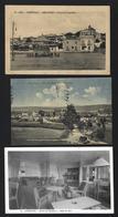 Conjunto De 3 Postais De ABRANTES. Set Of 3 Old Vintage Postcards (SANTAREM) Portugal - Santarem
