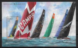 Irlande 2012 Bloc N°94 Neuf Course De Voile Volvo Ocean - Hojas Y Bloques