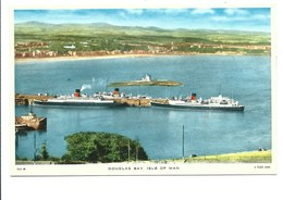 Douglas Bay. Isle Of Man - Tuck DLS 28 - Isle Of Man