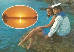 Couples 1978 - Yugoslavia - Croatia - Pula - Mariner Of The Yugoslav Army - Paare