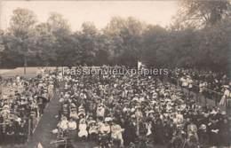 CARTE PHOTO LA ROCHELLE THEATRE DE PLEIN AIR 1909? - 2 - La Rochelle